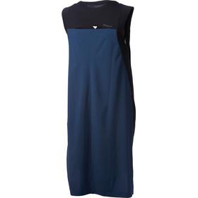 Houdini OOH Dress Dame tide blue/rock black